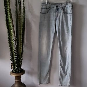 Levi's skinny fit jeans